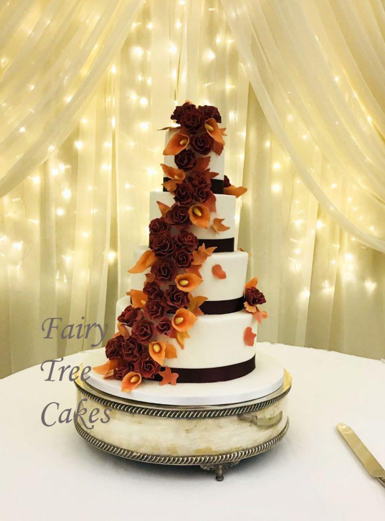 Wedding Cakes – Fairy Tree Cakes