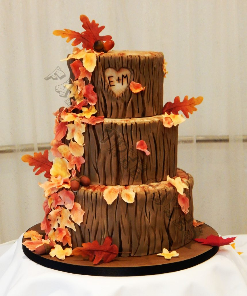 Wedding Cakes Fairy Tree Cakes